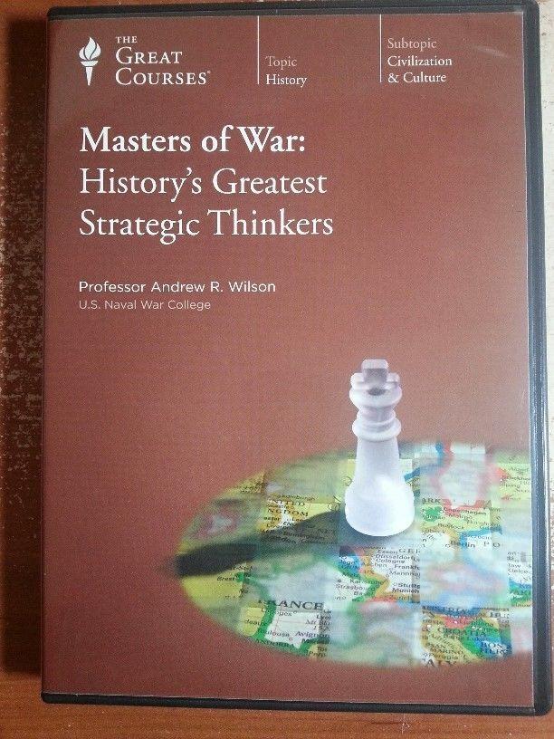 History's Greatest Strategic Thinkers - Andrew R. Wilson