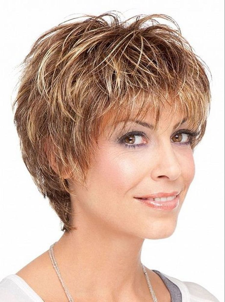 Short Layered Hairstyles For Women 26 Short