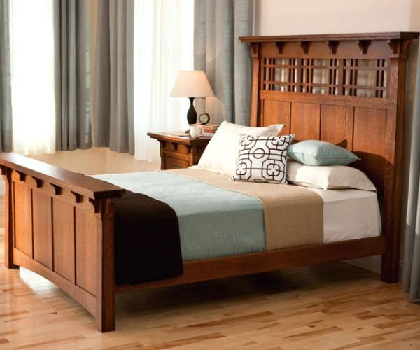 Contemporary Craftsman Furniture Latest Arts And Crafts Style Bedroom Festival Modern