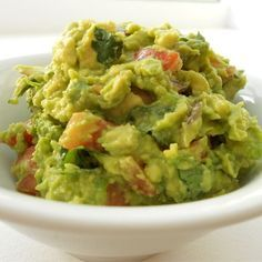 "Guacamole | ""Great guacamole! We tried 3 guacamole recipes from this website on the same day and this was the winner!"""