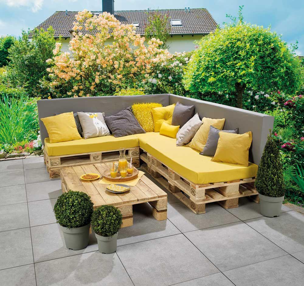 Table Jardin Banc