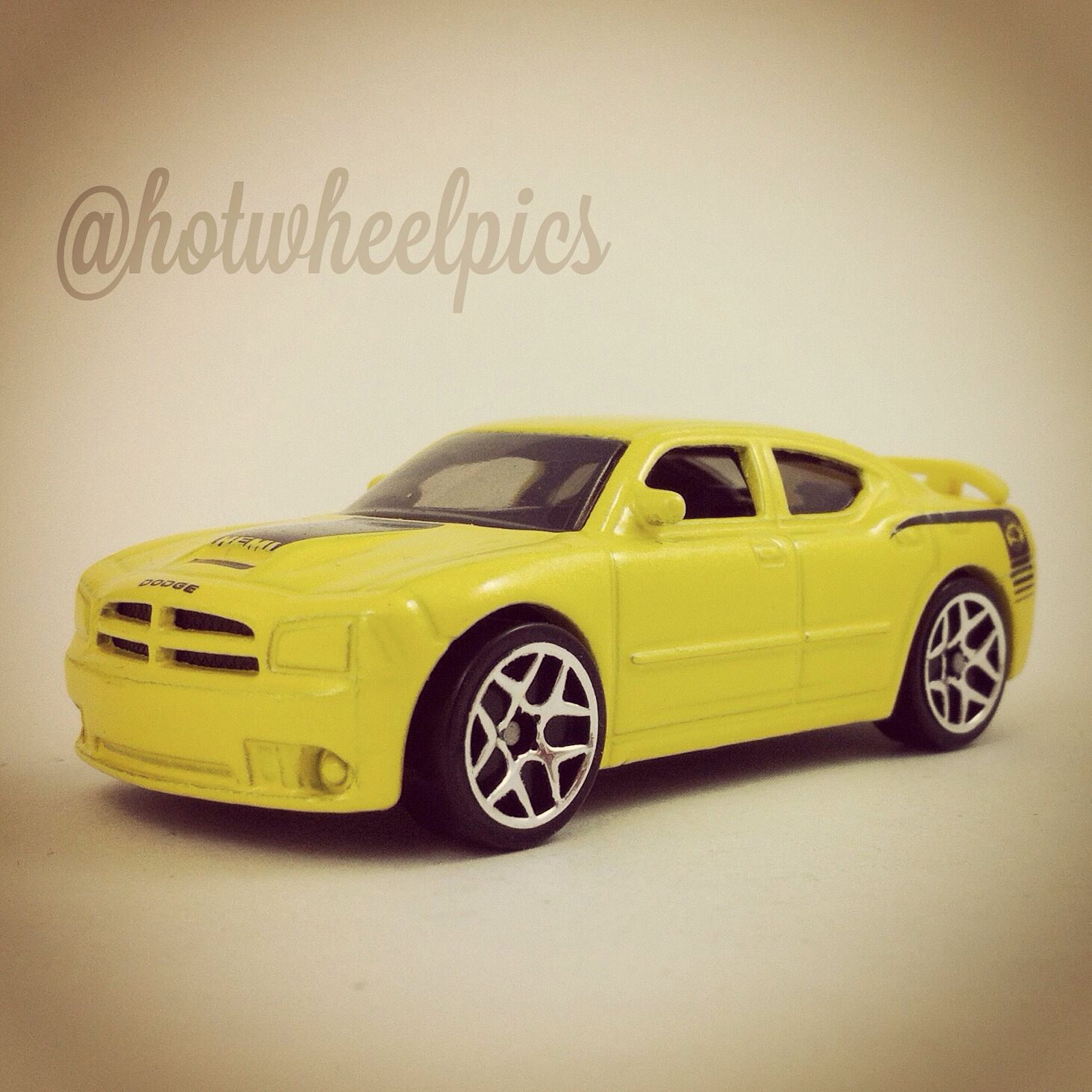 Dodge Charger SRT8 - 2007 Hot Wheels