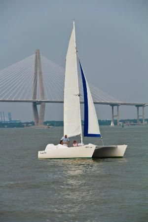Charleston Sailing Adventures Prevailing Winds, Charleston