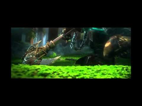 League of Legends cinematic Trailers 2015 HD
