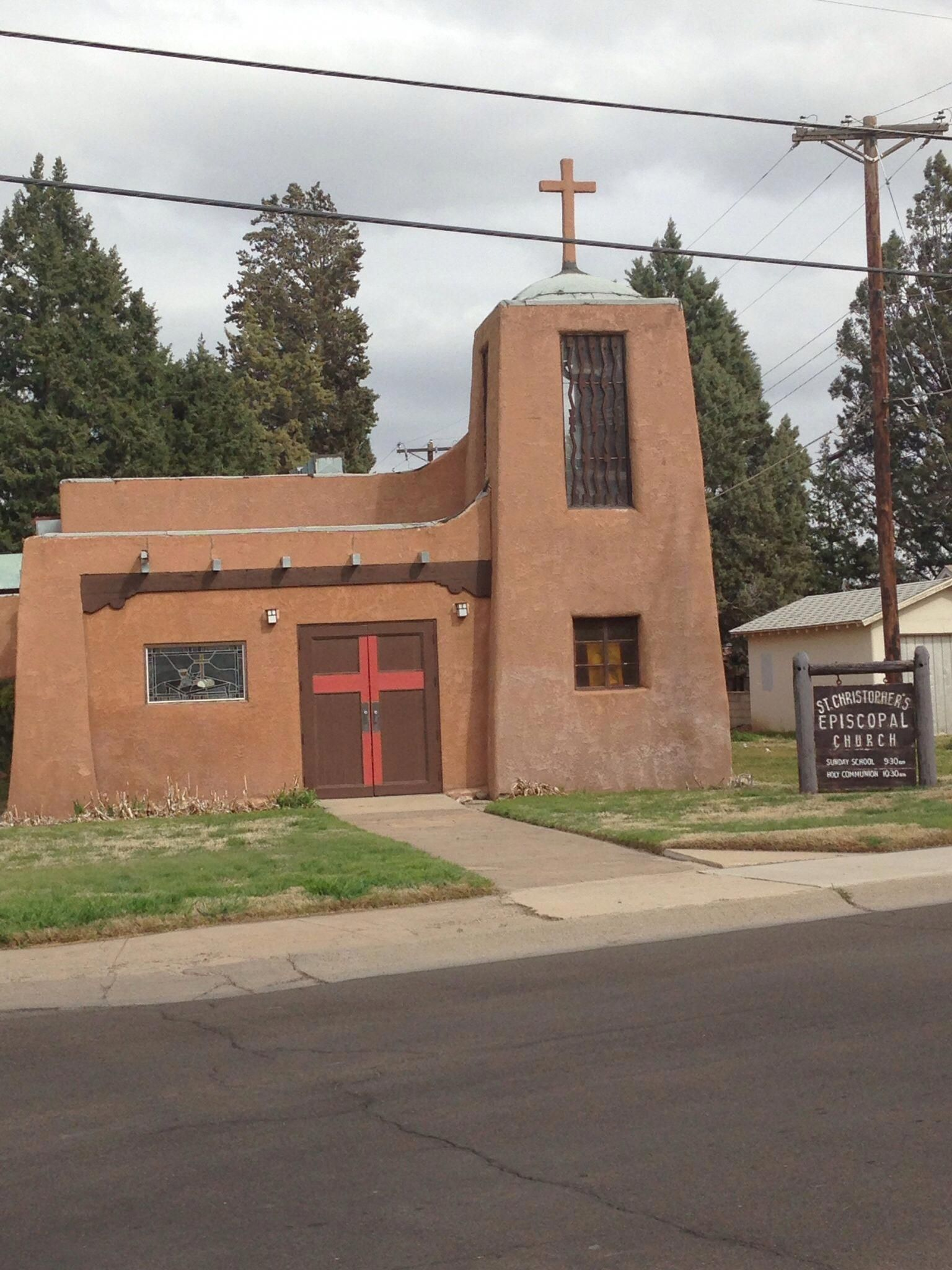 Hobbs new mexico i used to walkridedrive by this church