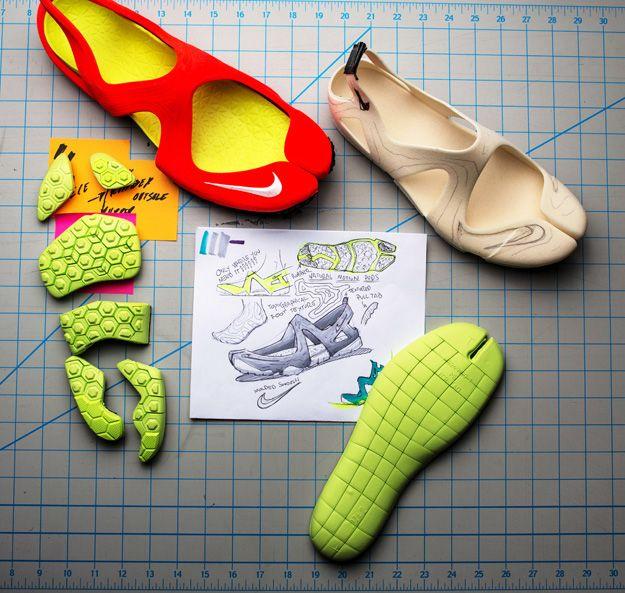 Nike Free Rift Sandal Designs, Prototypes   Nike air rift