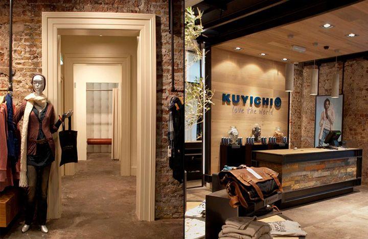 Kuyichi Flagship Store By Millimetre Design Cork Ireland