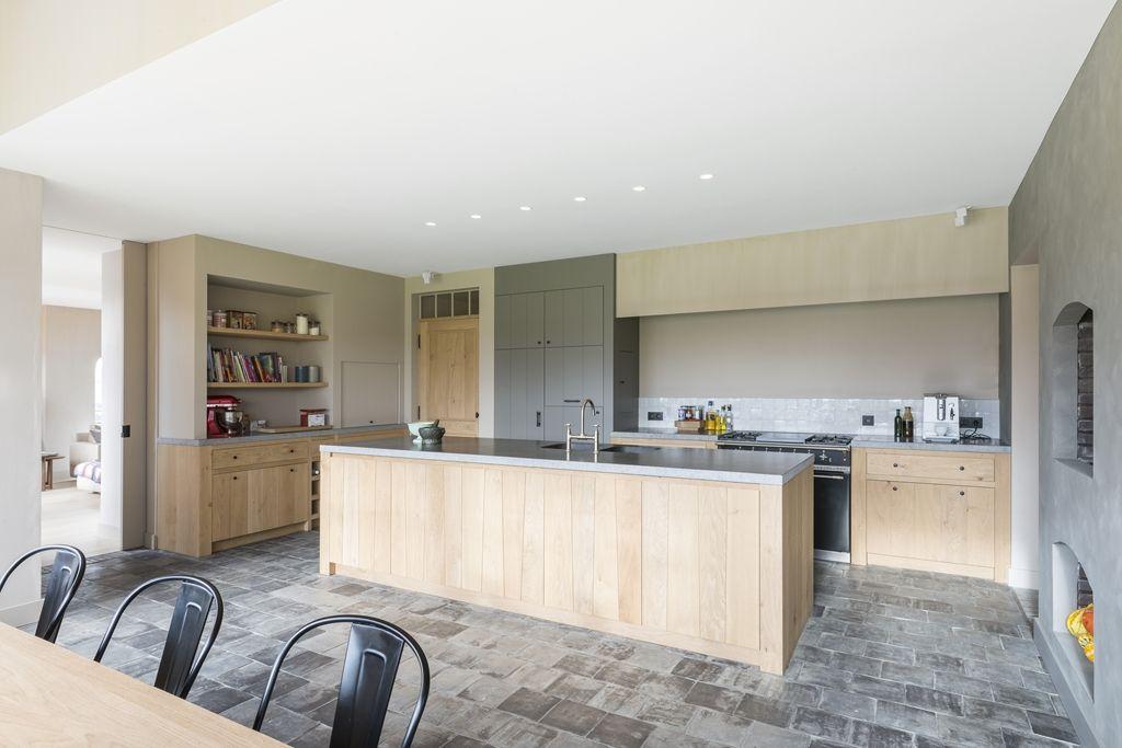 Interieurarchitect Landelijk Modern : Een landelijke woning met een strak landelijke inrichting