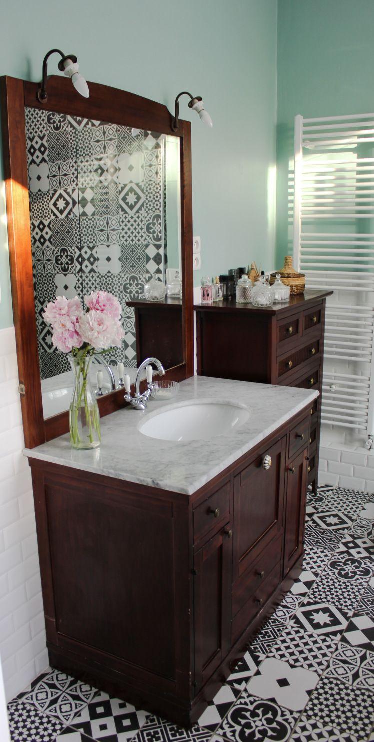 LIFESTYLE РHOME / Notre salle de bain vintage: Avant-Apr̬s