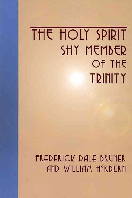 The Holy Spirit: Shy Member of the Trinity