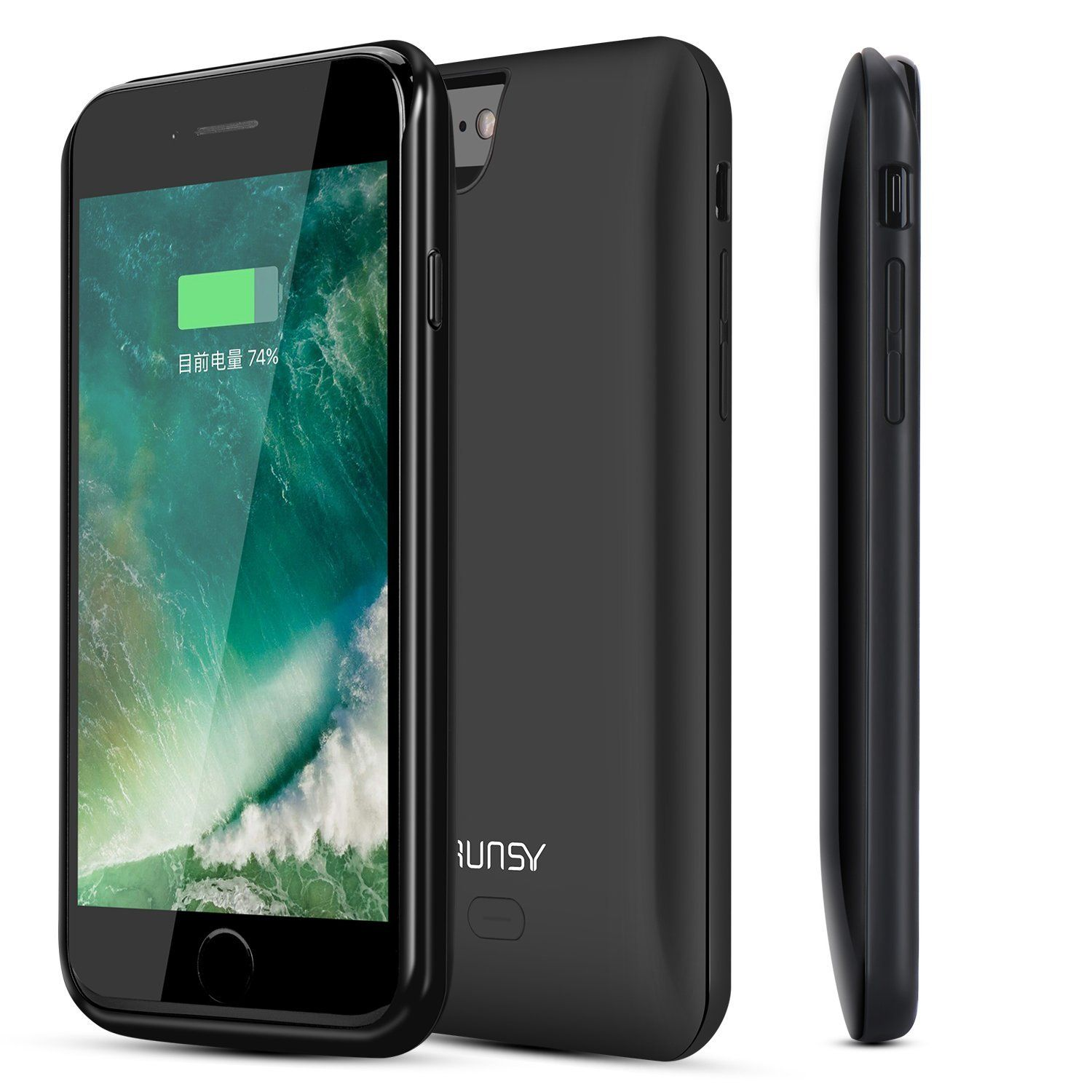 pretty nice 0c5db 0b26a Top 10 Best Charger Cases for IPhone 7 2017 | Top 10 Best Charger ...