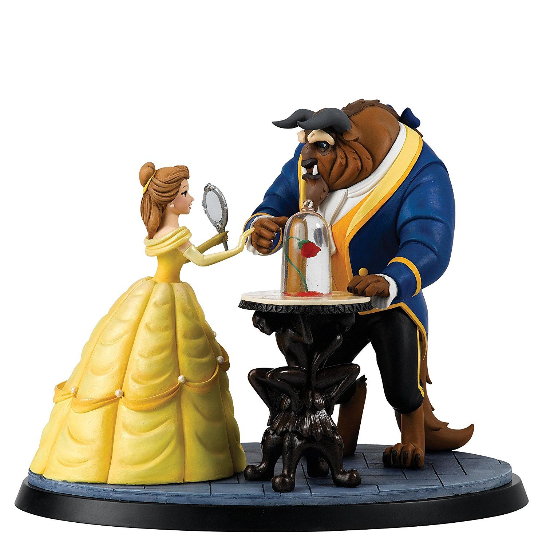 A Moment in Time Beauty und The Beast Figur, mehrfarbig: Amazon.de: Küche & Haushalt