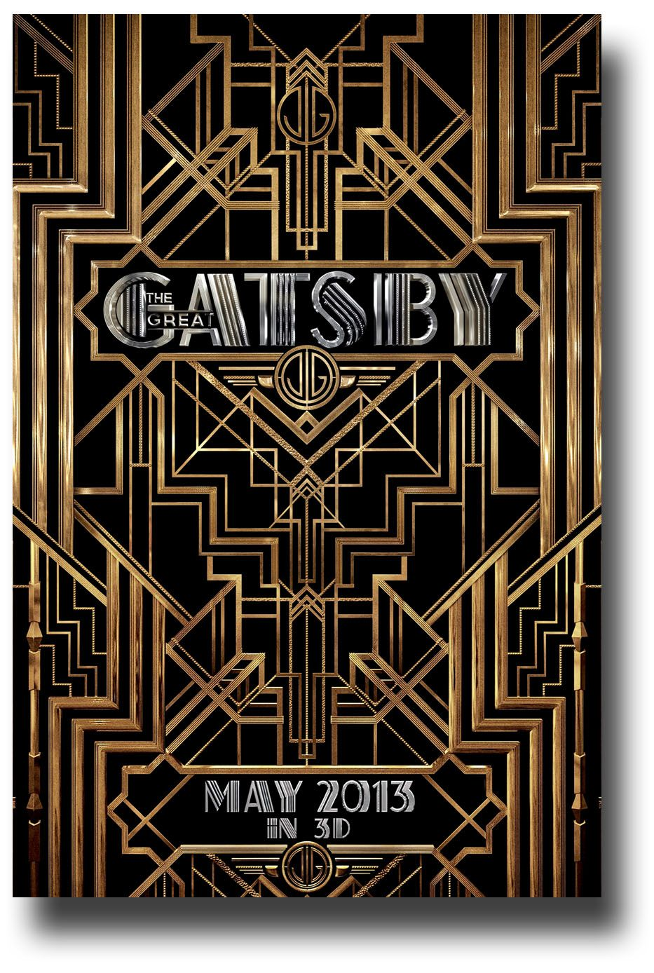 gold in the great gatsby