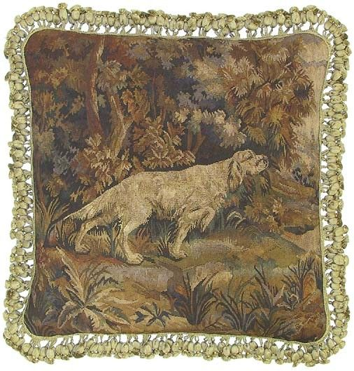 On Point Aubusson Pillow