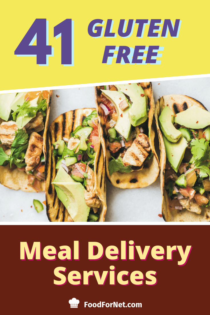 41 Gluten Free Meal Delivery Services You Don't Have To ...