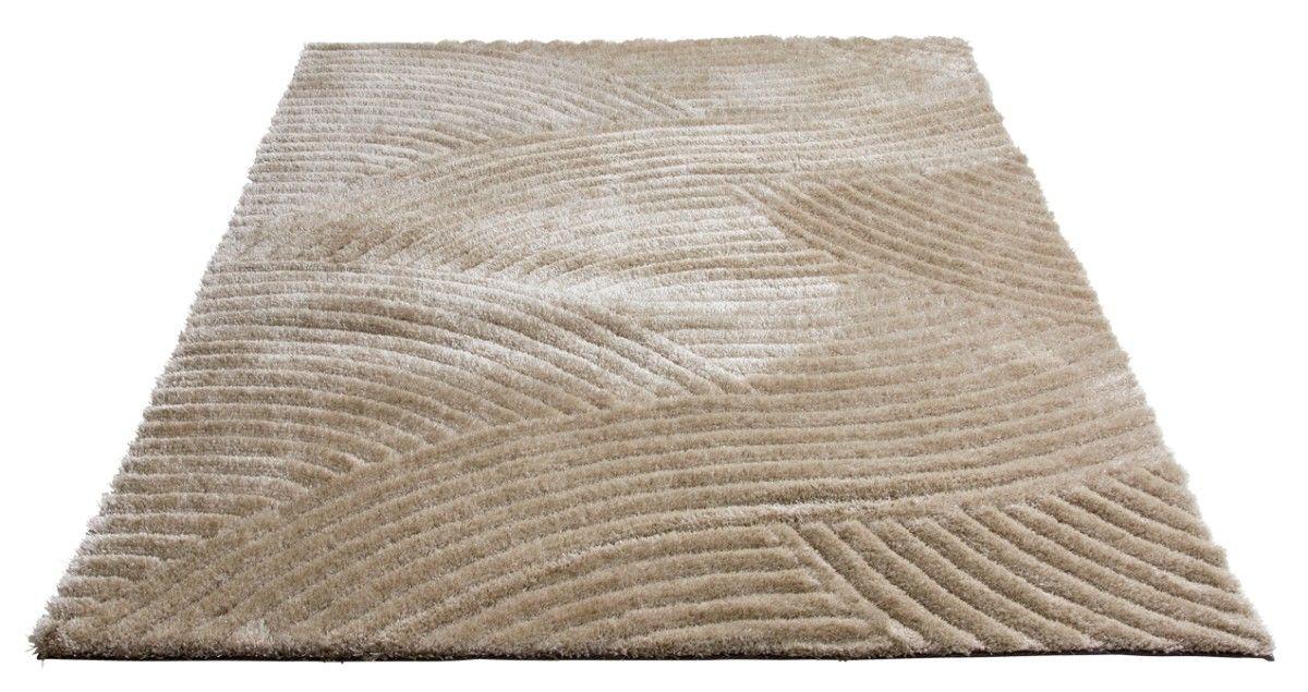 Aava-maton upea lainekuviointi tuo maton pintaan elävyyttä ja mielenkiintoa…