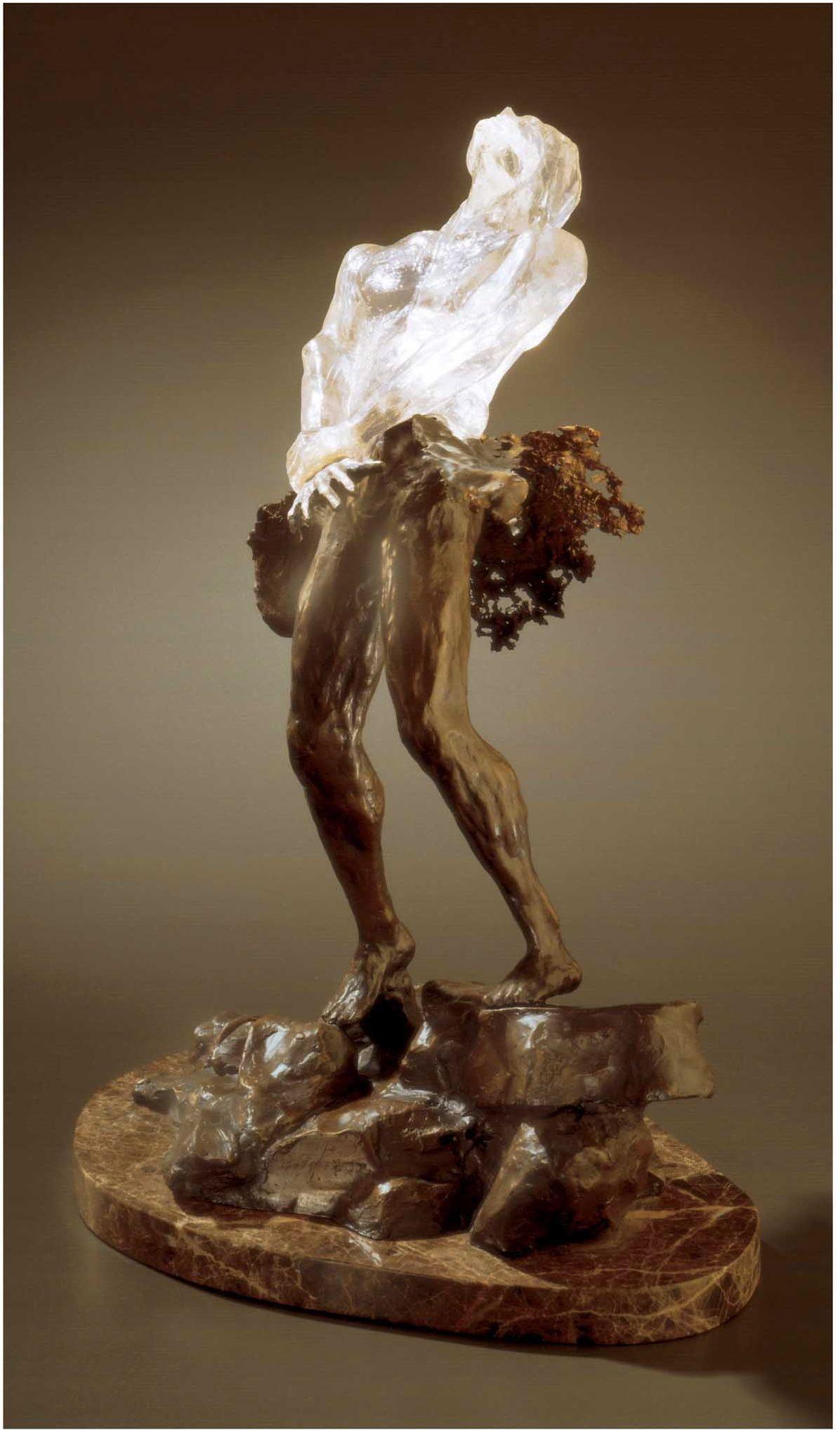 Born Again By Dean Kermit Allison I Love How This Sculpture
