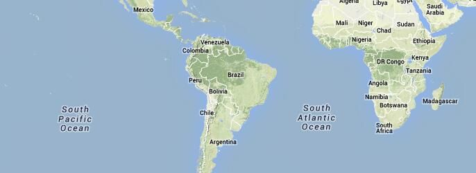 Travellers Connected the best site online for world travel » Destination - Brazil
