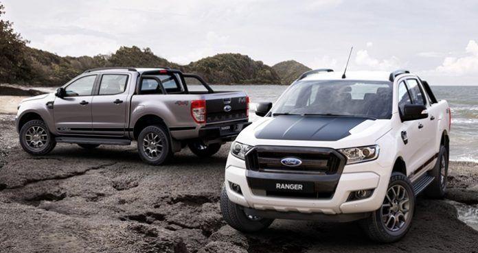 Giá xe Ford Ranger tiếp tục nhận ưu đãi khủng trong tháng 7