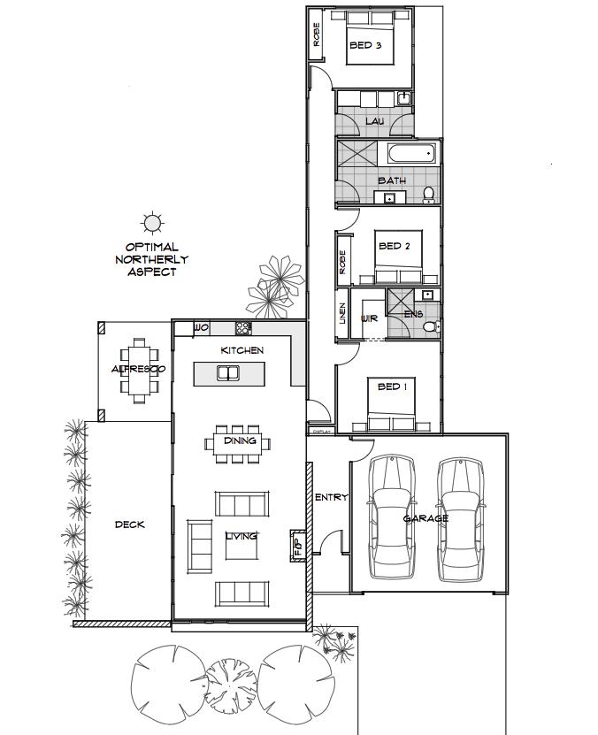 Ariel | Home Plans | Energy Efficient Home Designs | | Green Homes ...