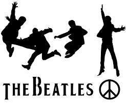 Resultado De Imagen Para The Beatles Silhouette Vector Beatles Silhouette The Beatles Beatles Art