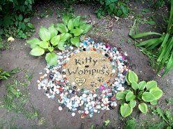 Homemade Stepping Stone Pet Memorials   Pet memorial ...