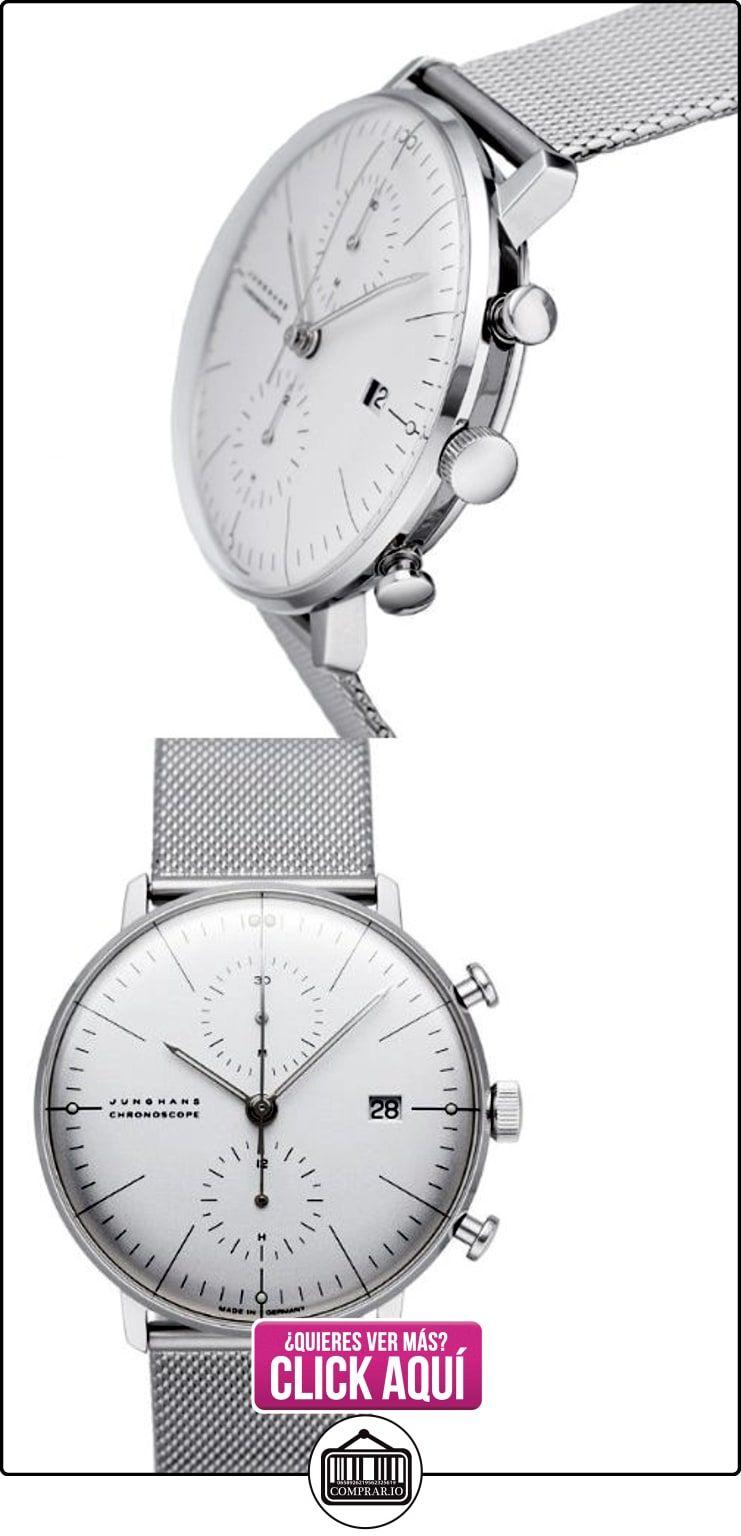 Junghans 027/4600.00m  ✿ Relojes para hombre - (Lujo) ✿ ▬► Ver oferta: https://comprar.io/goto/B0087BS2DG