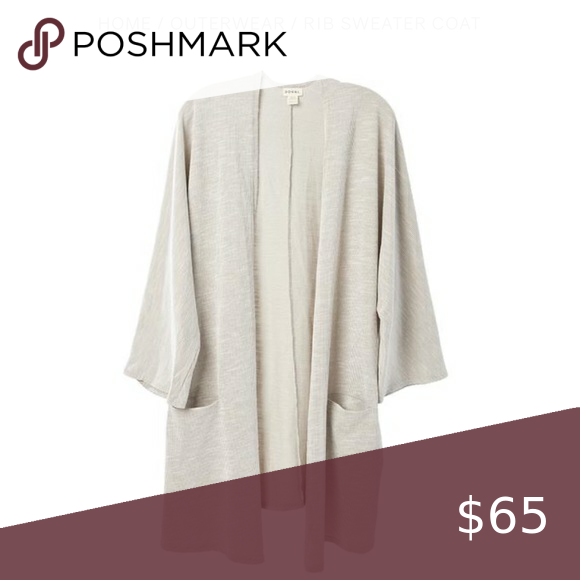 Donni Sandwash Cardigan New! Donni Sweaters Cardigans #myposhpicks