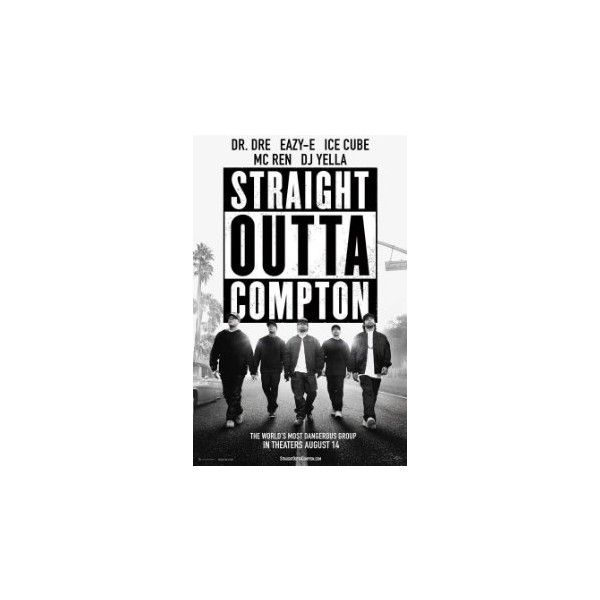 Straight Outta Compton ❤ liked on Polyvore featuring extra