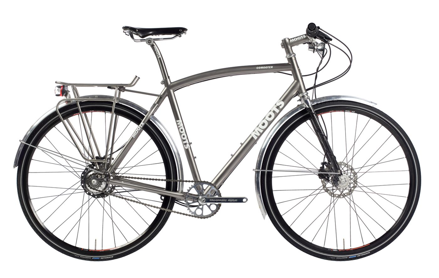 COMOOTER   Moots [USA]   BELT DRIVE BICYCLES   Bicycle