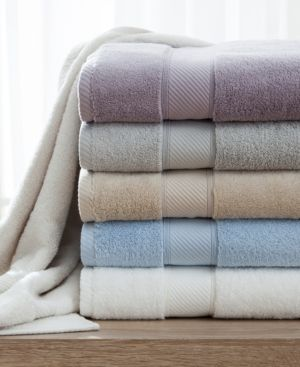 Charisma Classic Ii Cotton Bath Towel Collection Reviews Bath Towels Bed Bath Macy S Bath Towels White Towels Towel