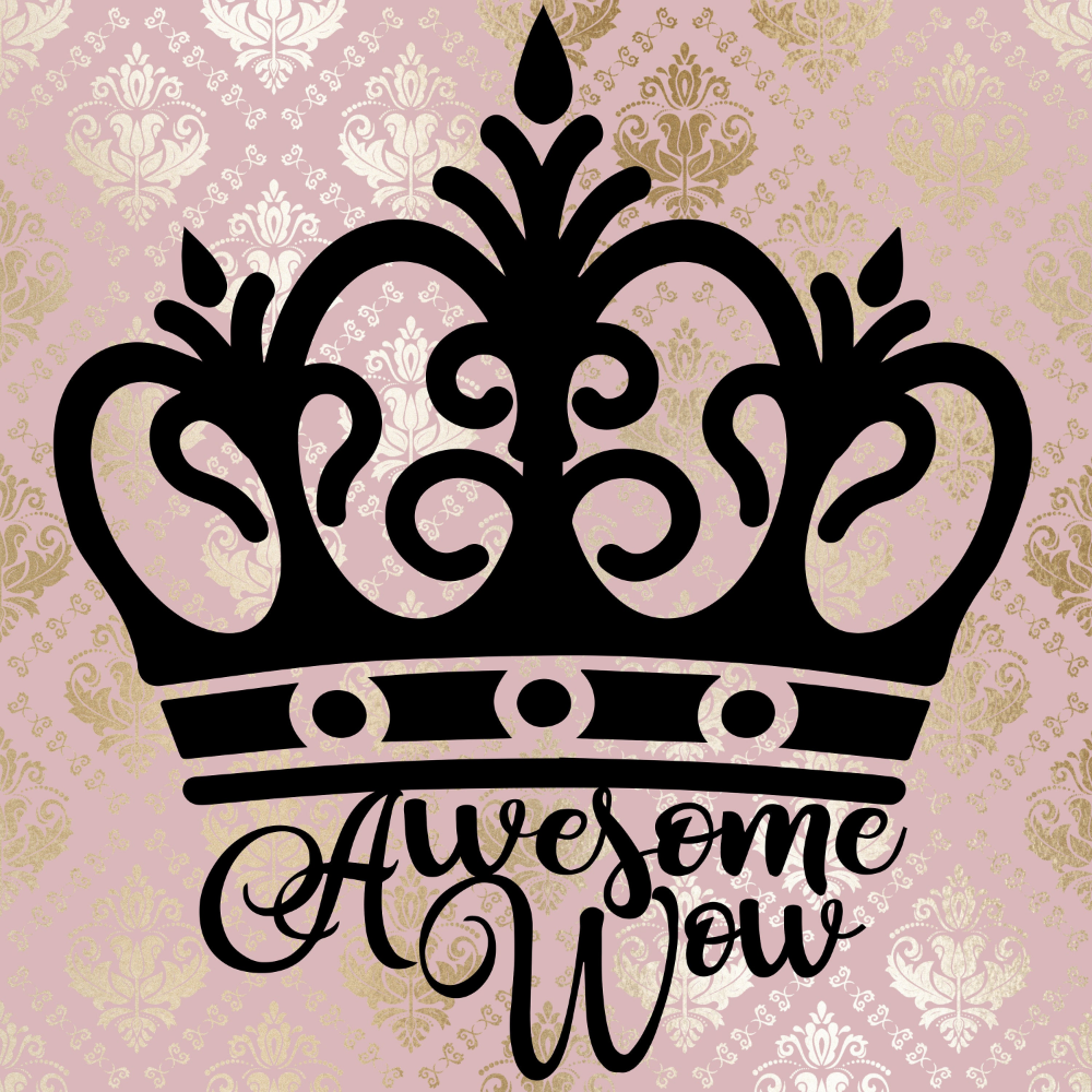 Hamilton Awesome Wow .SVG Digital File Download for