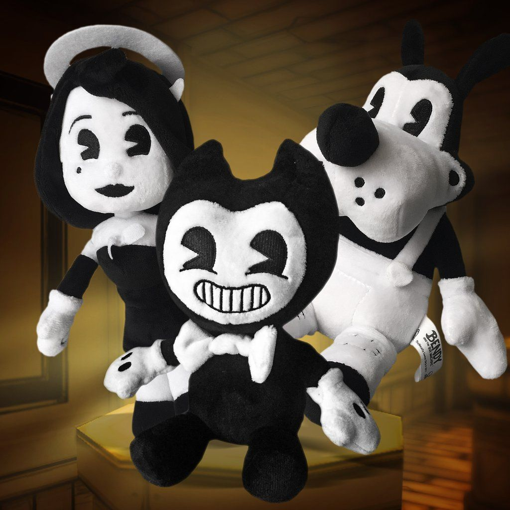 Bendy and the Ink Machine Plushies