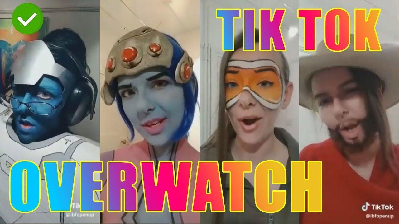 Tik tok meme compilation v16 tik tok overwatch song tiktok tiktokmeme tiktokoverwatch