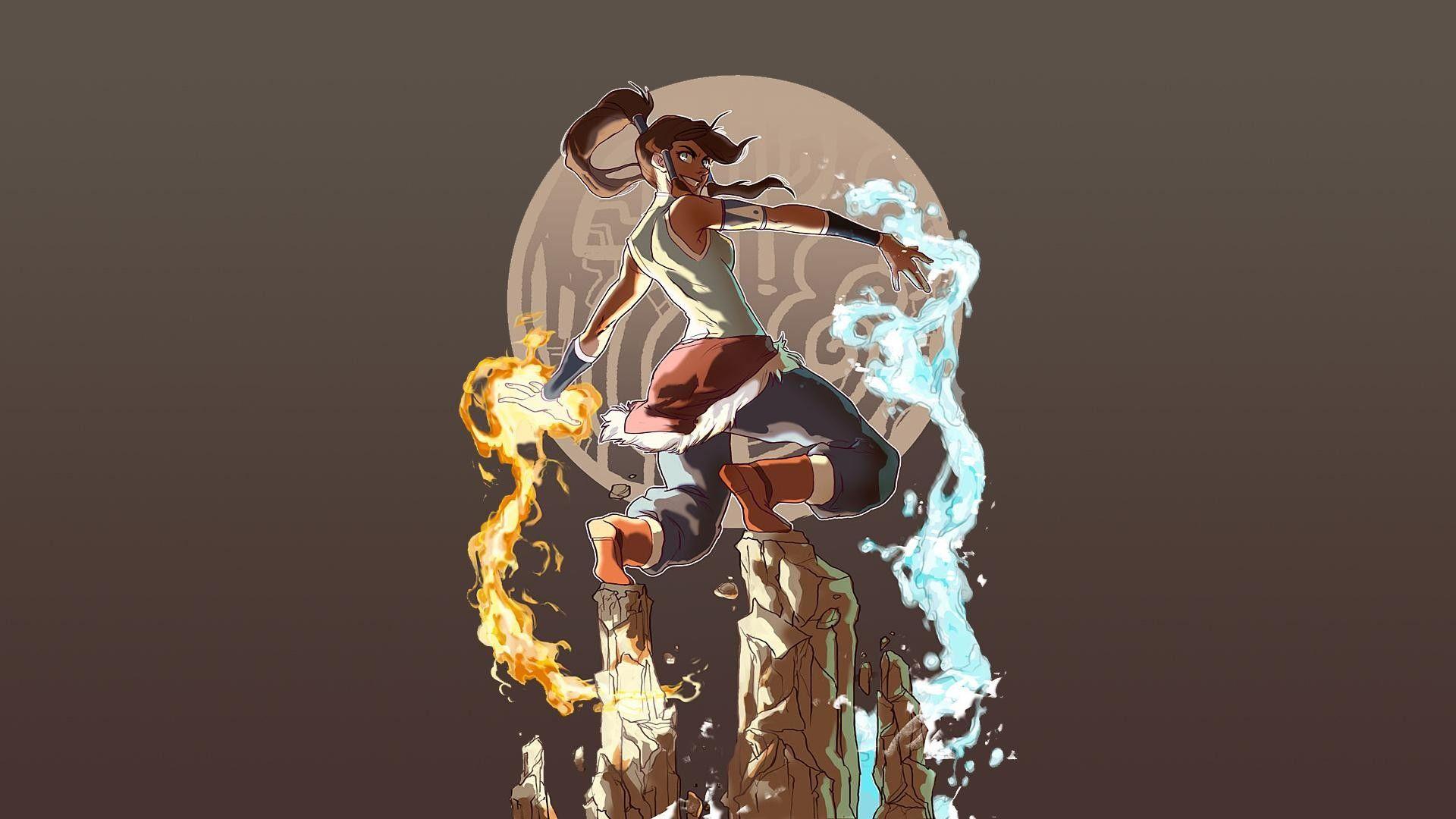 1920x1080 Avatar The Legend Of Korra Wallpapers Hd Legend Of