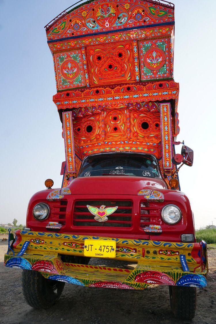 Indian Truck Art Font Indian Truck Art Vector Pakistani Truck