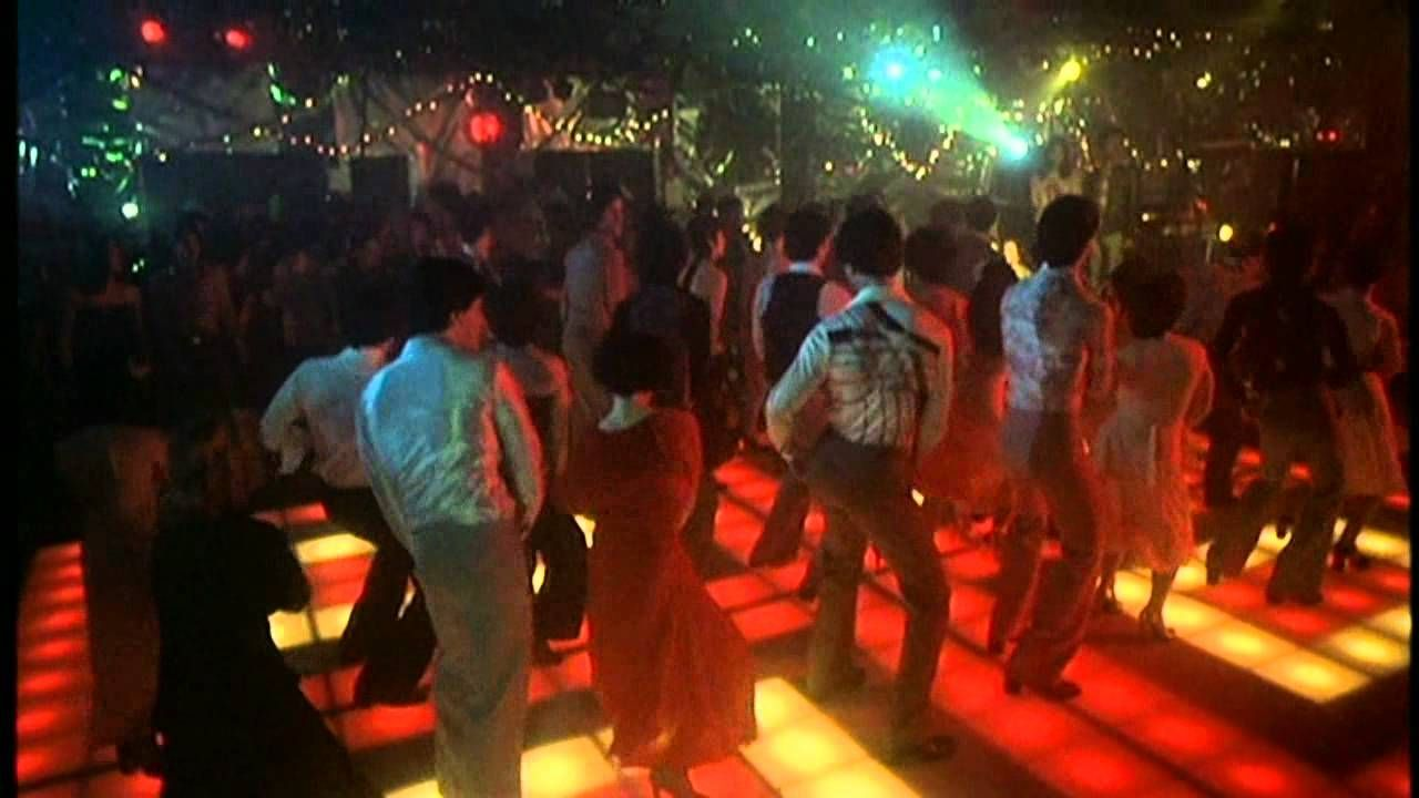 Bee Gees Stayin' Alive (Saturday Night Fever) 1 on