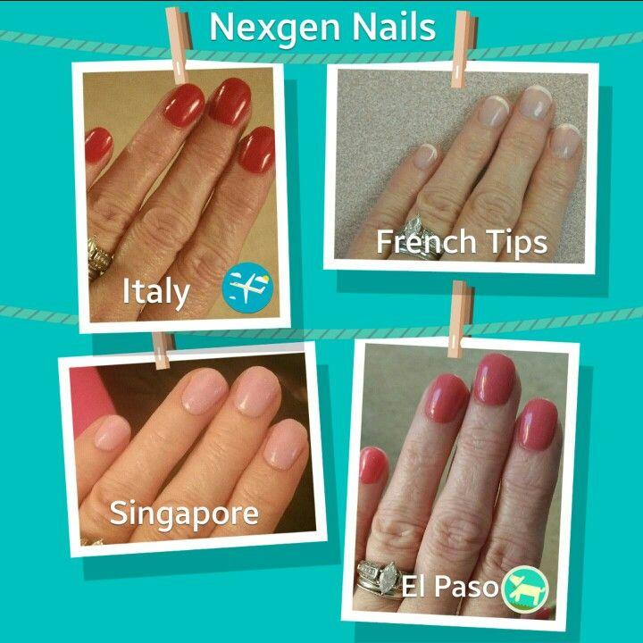Nexgen Nails Collage | Joanna\'s Nails Stuff | Pinterest | Nail stuff