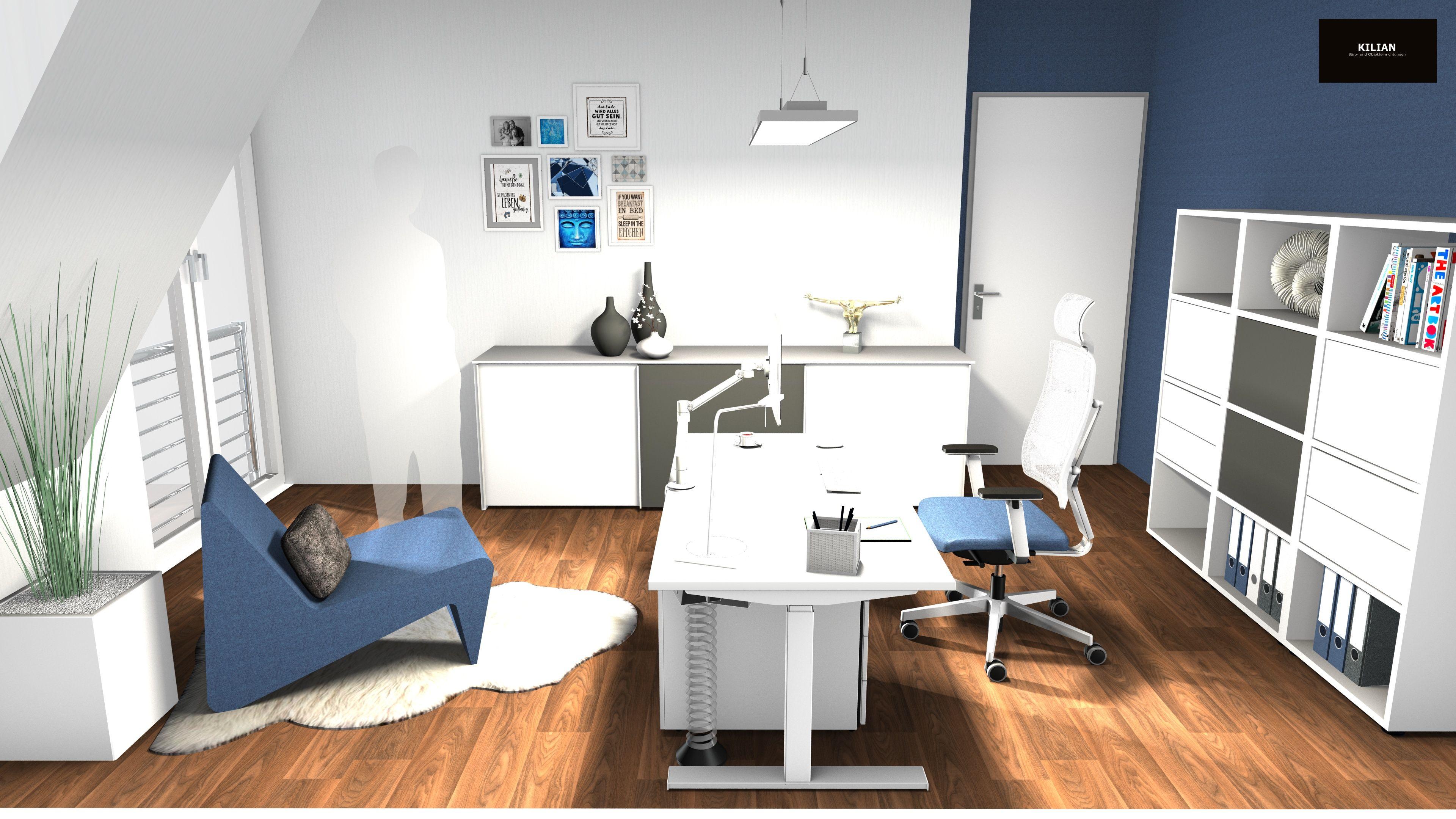 Homeoffice Heimbüro Einzelbüro Büroplanung München Planungen