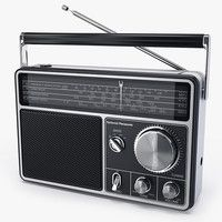 Radio National Panasonic Rf1090 Radio Vintage Radio Antique Radio