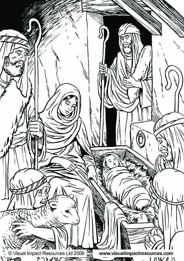 Nativity Graham Kennedy Coloring Page Nativity Coloring Pages Nativity Coloring Christmas Coloring Pages
