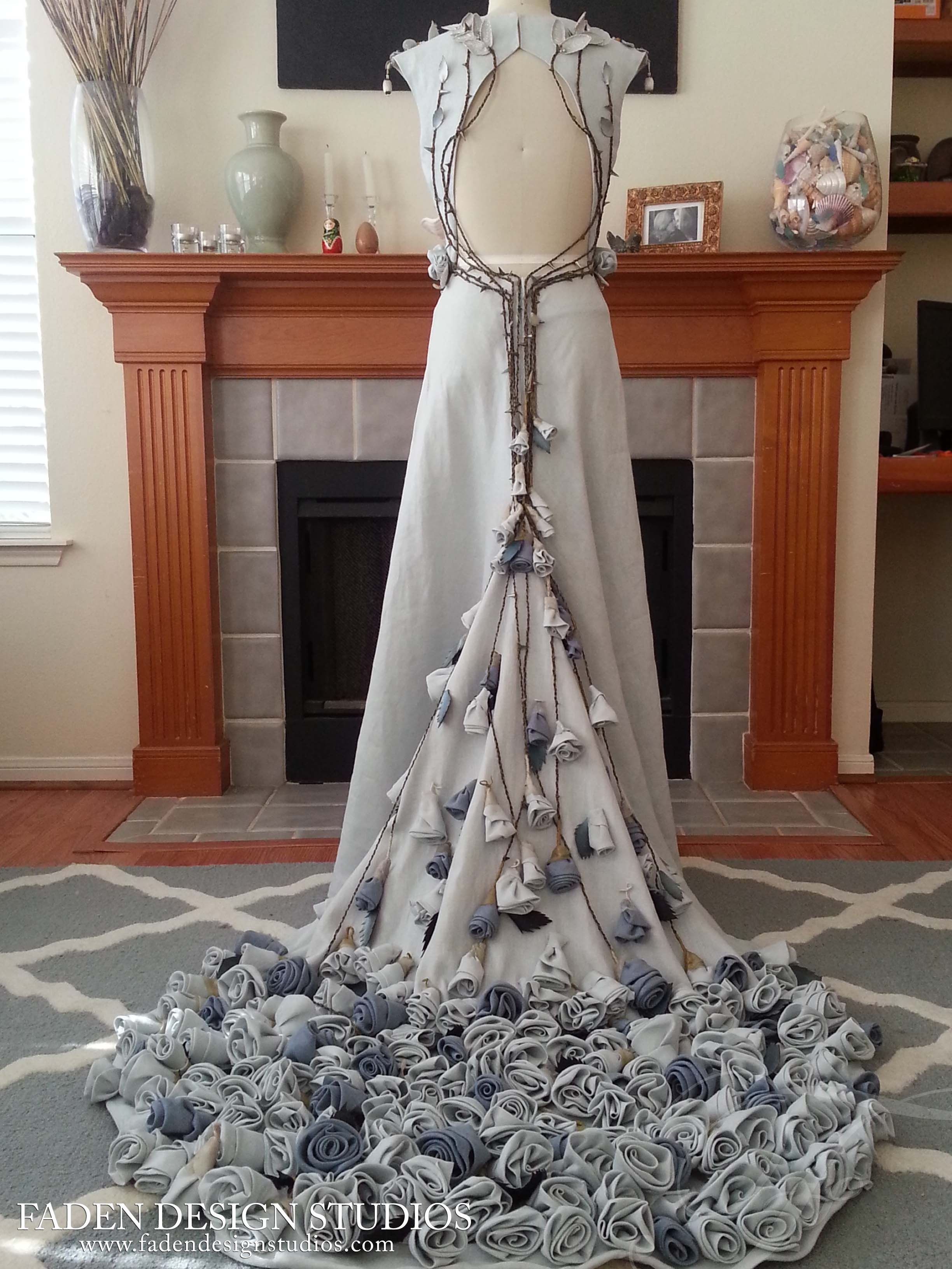 Margaery Tyrell S Wedding Gown The Purple Wedding Game Of