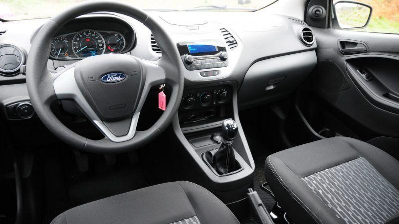 Interior Simples Porem De Bom Gosto Ford 1