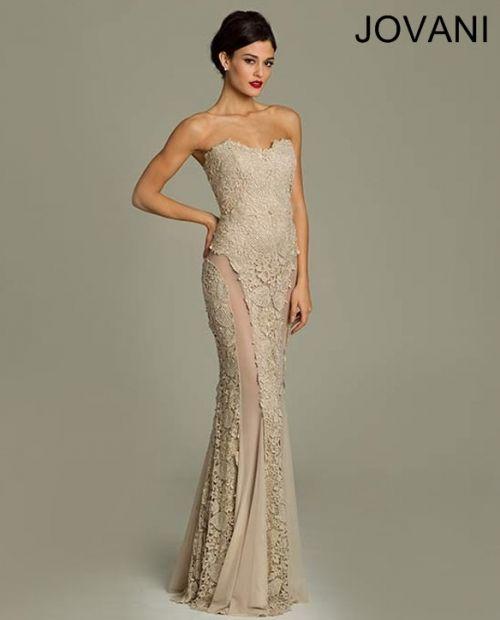 Cheap Wedding Dresses Wilmington Nc: Jovani Evening Dress 88747