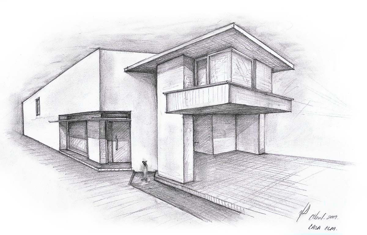 10 Spectacular Home Design Architectural Drawing Ideas Perspective Drawing Architecture Architecture Drawing Architecture Sketchbook