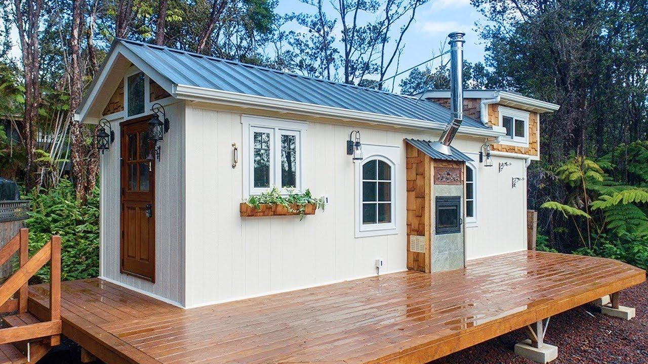 absolutely gorgeous 2018 hgtv s tiny paradise cottage home lovely rh pinterest com
