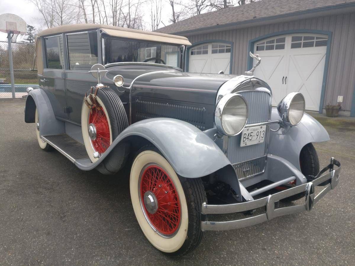 1929 Hudson Super Six for sale #2053266 - Hemmings Motor News ...