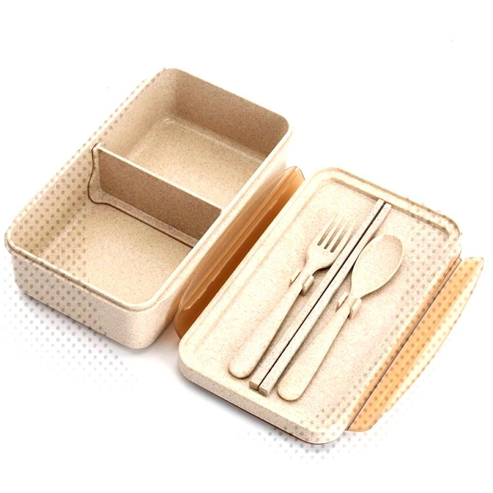 Practical Large Capacity Eco-Friendly Plastic Lunch Box Price $ 23.04 amp FREE Shipping