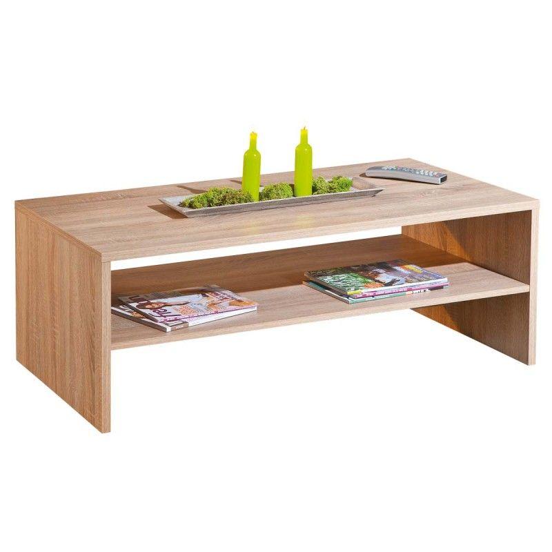 Table basse design Absoluto ATYLIA pièce à vivre scandinave