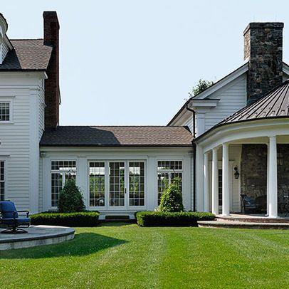 Breezeways Design Ideas Pictures Remodel And Decor Breezeway House Exterior House Design